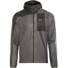 GORE WEAR R7 Gore-Tex Shakedry Running Jacket Men grey